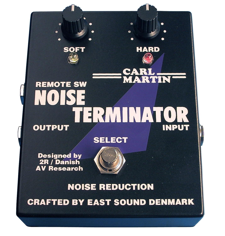 Carl Martin Noise Reduction Terminator Batterie (9 Volt) Noise Terminator