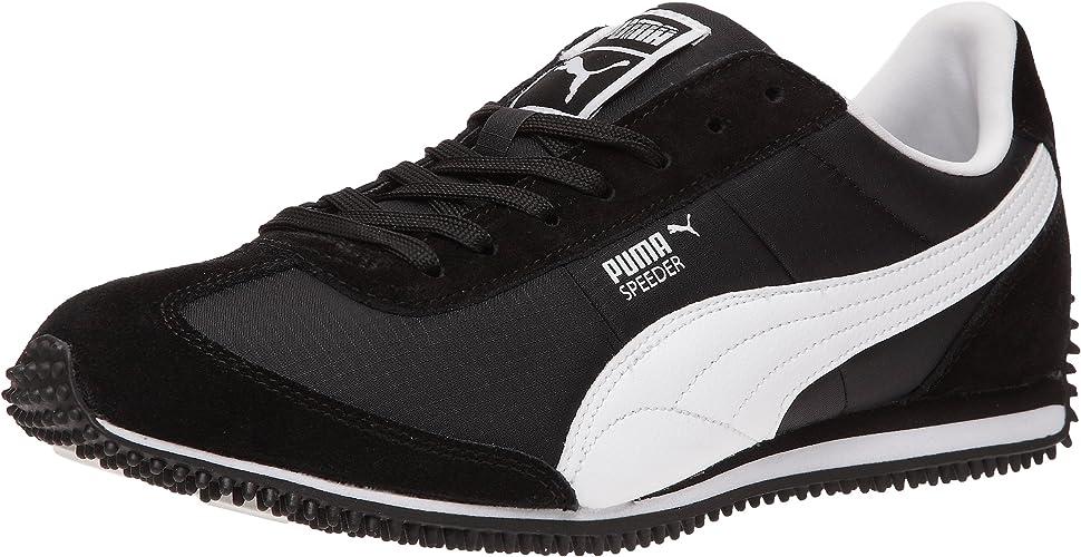 PUMA Speeder Rp, Sneaker Lifestyle Herren, Schwarz Schwarz