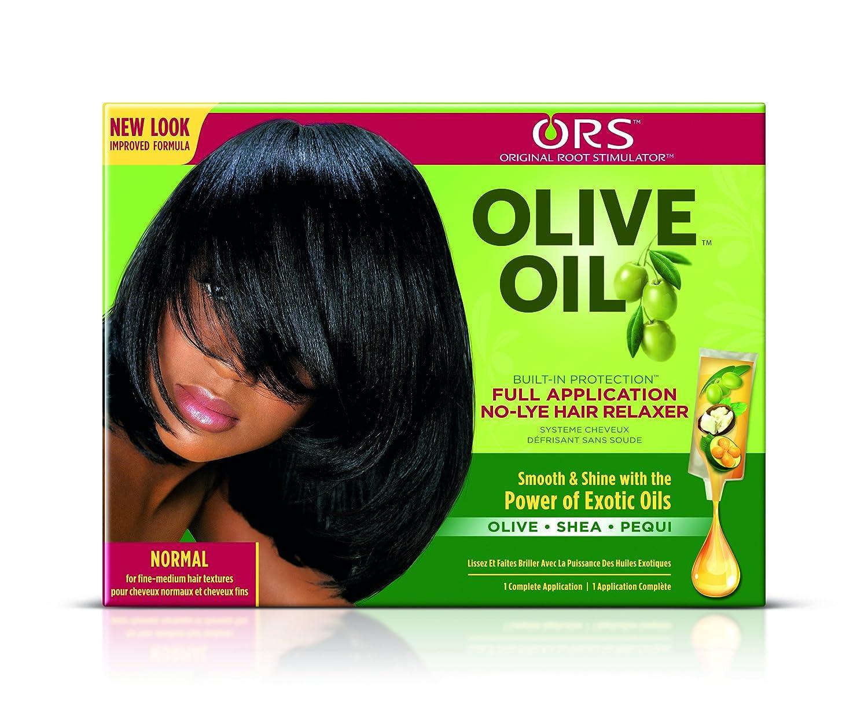 ORS (Organic Root Stimulator) – Défrisant normal sans soude, à l'huile d'olive Namaste Laboratories L.L.C.