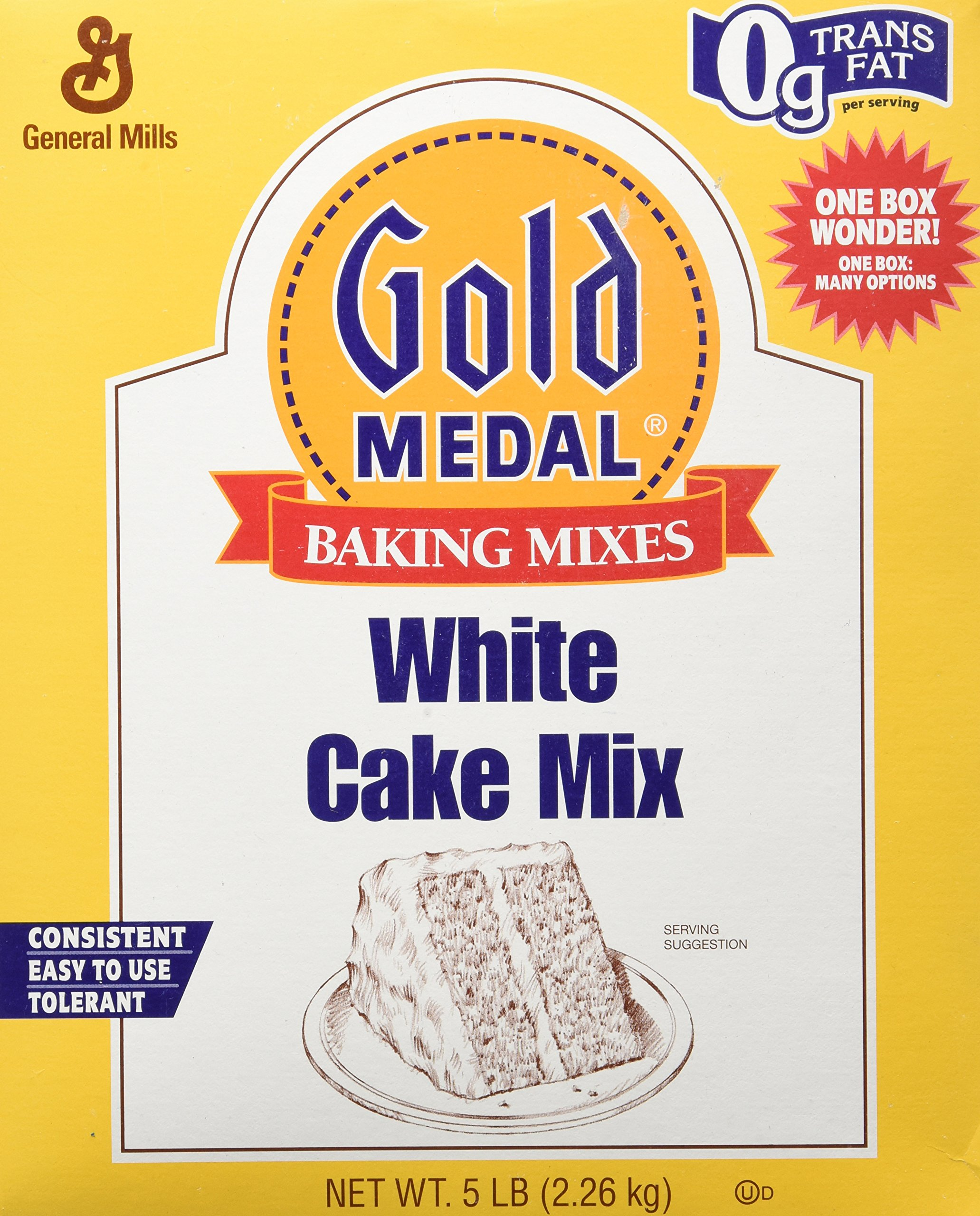 Gold Medal Cake Mix Reviews