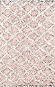 Momeni Harper Area Rug, 3' X 5', Pink