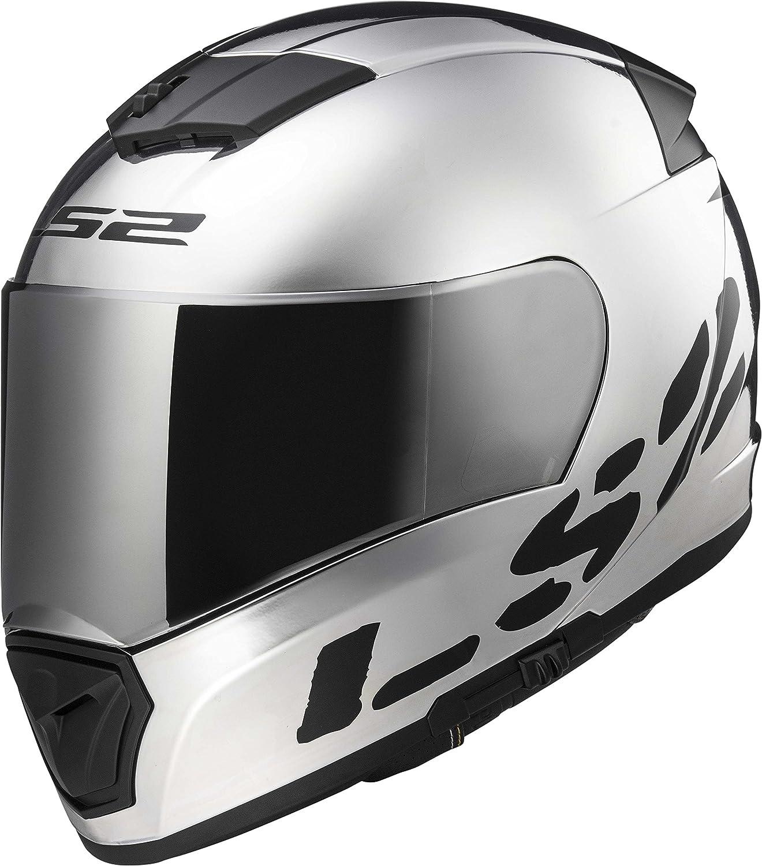 Black, Medium LS2 Helmets Unisex-Adult Full face Helmet