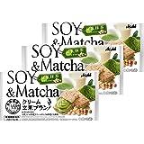 アサヒ クリーム玄米ブラン 豆乳抹茶 72g ×3個