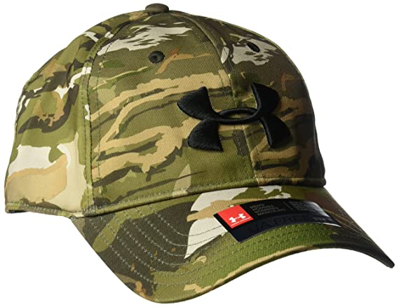 Under Armor Men s Camo 2.0 Cap 6df079d34496