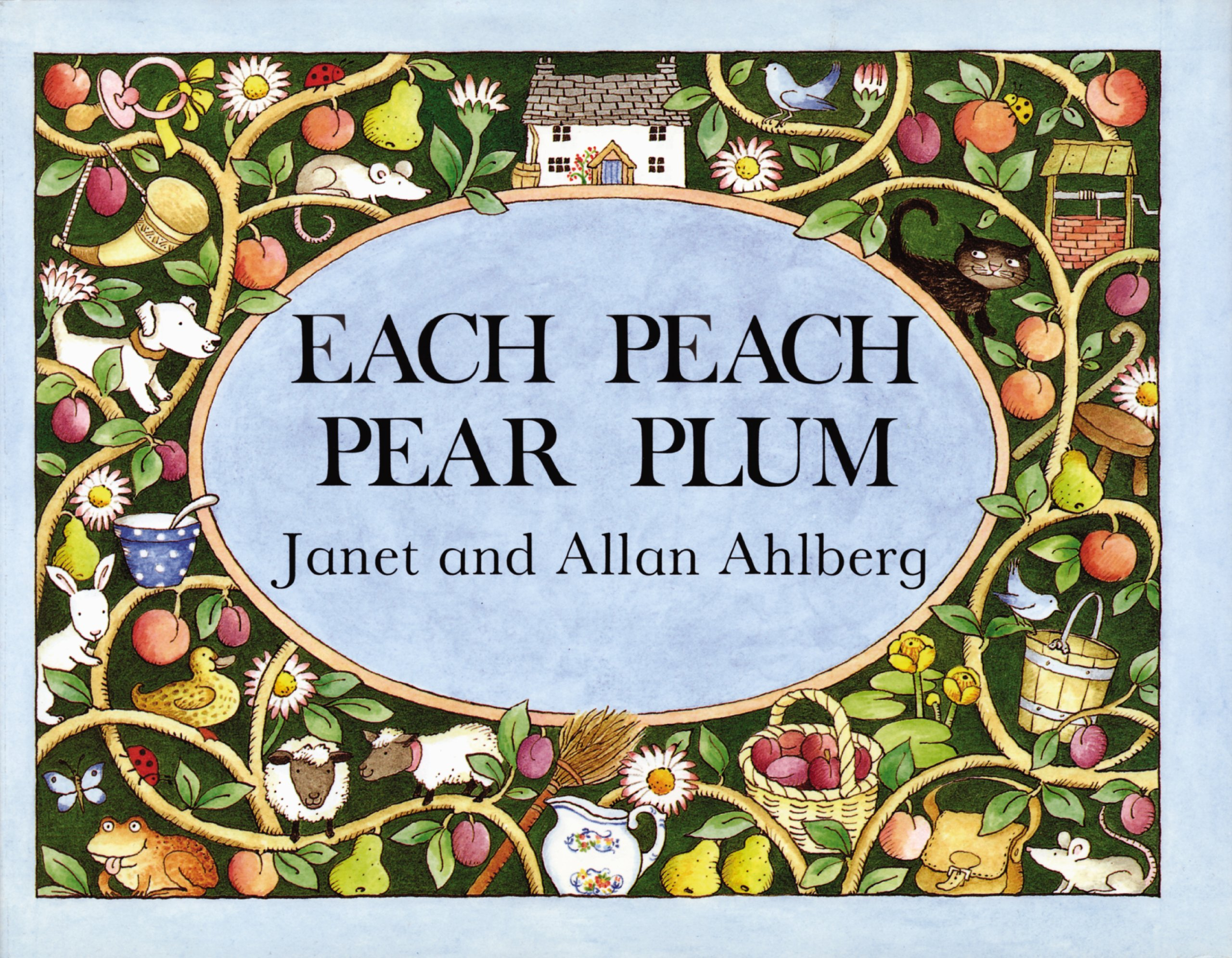 Each Peach Pear I Spy Books Viking product image