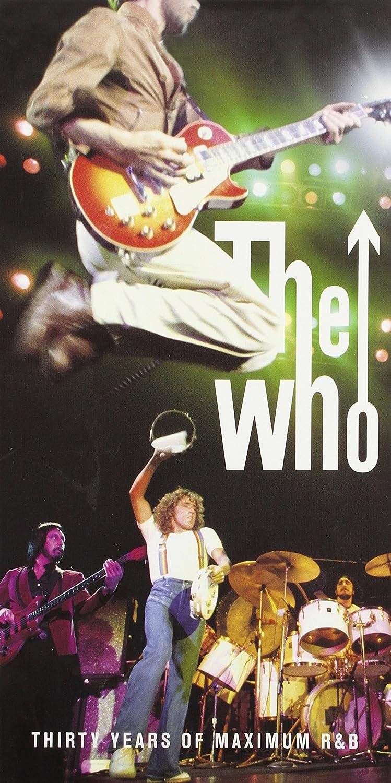 Photo d/édicac/ée en /édition limit/ée Pete Townshend The Who.