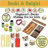 Sushi & Onigiri - Beginner's Bento Making Set with
