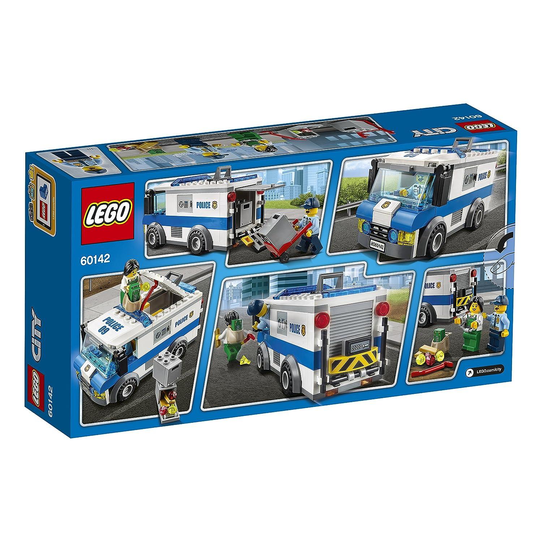 LEGO City Police Money Transporter 60142