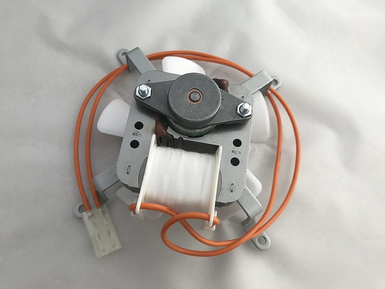 Amazon.com: Inducción Ventilador de repuesto para Traeger ...