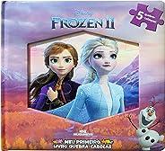 Frozen 2: Meu Primeiro Livro Quebra-Cabeças