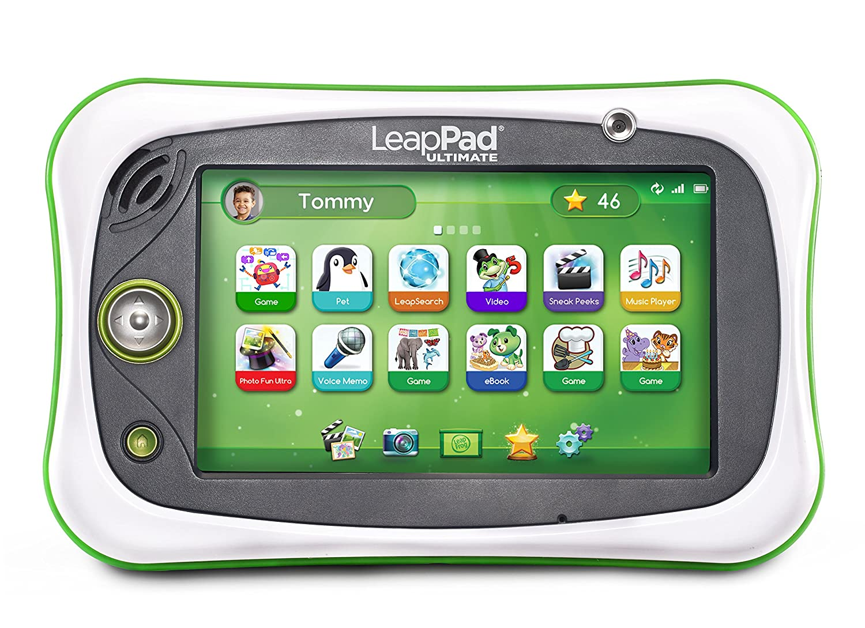 Leapfrog LeapPad Ultimate Get Ready School Bundle Green VTech - CA 80-602070