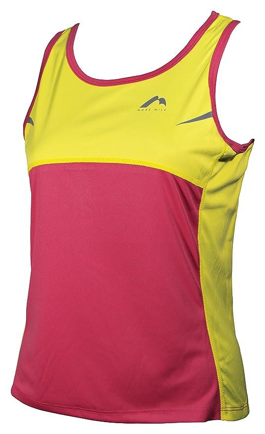 More Mile Girls Running Vest