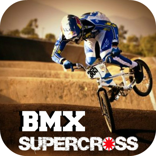 BMX Supercross (Hot Video Games compare prices)