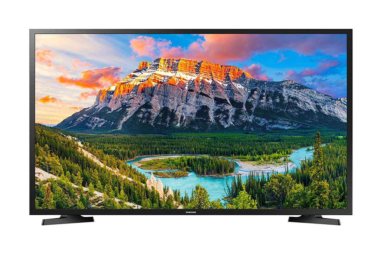 "Samsung UE32N5070AUXZT 32"" Full HD TV, DVB-T2CS2, Serie N5070 [Classe di Efficienza Energetica A], 1920 x 1080 Pixels, Nero"