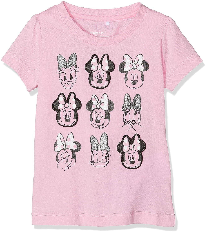 NAME IT Baby-M/ädchen Nbfjosa Ss Top T-Shirt