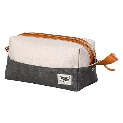 Stanley Tools Large Wash Bag Bolsa de Aseo, 14 cm, Gris (Grey)