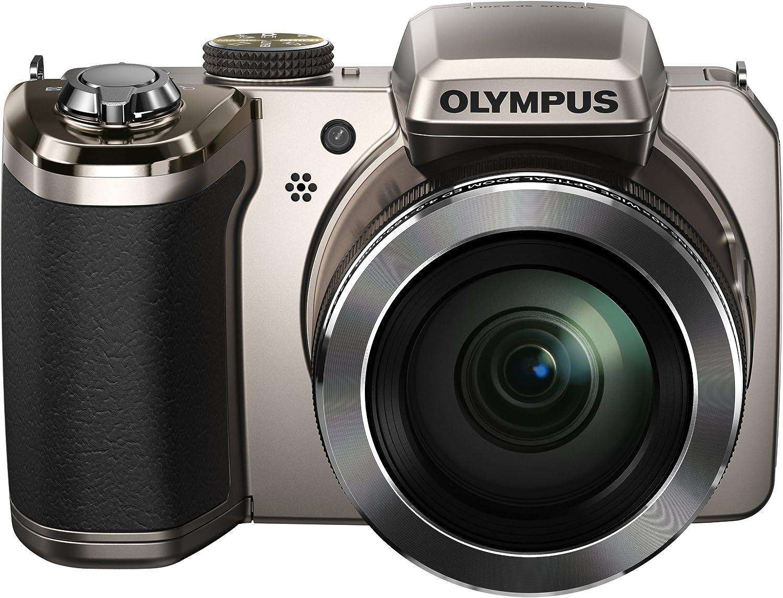 Olympus SP-820UZ - Cámara compacta de 14 MP (Pantalla de 3
