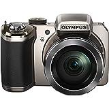OLYMPUS デジタルカメラ STYLUS SP-820UZ 1400万画素CMOS 光学40倍ズーム 広角22.4mm シルバー SP-820UZ SLV
