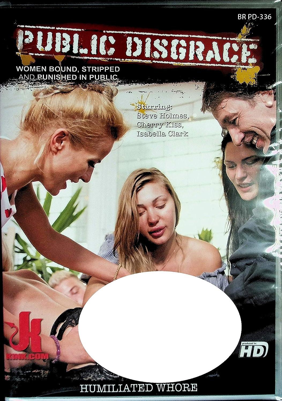 Public Disgrace: Humiliated whore (Kink.com): Amazon.co.uk