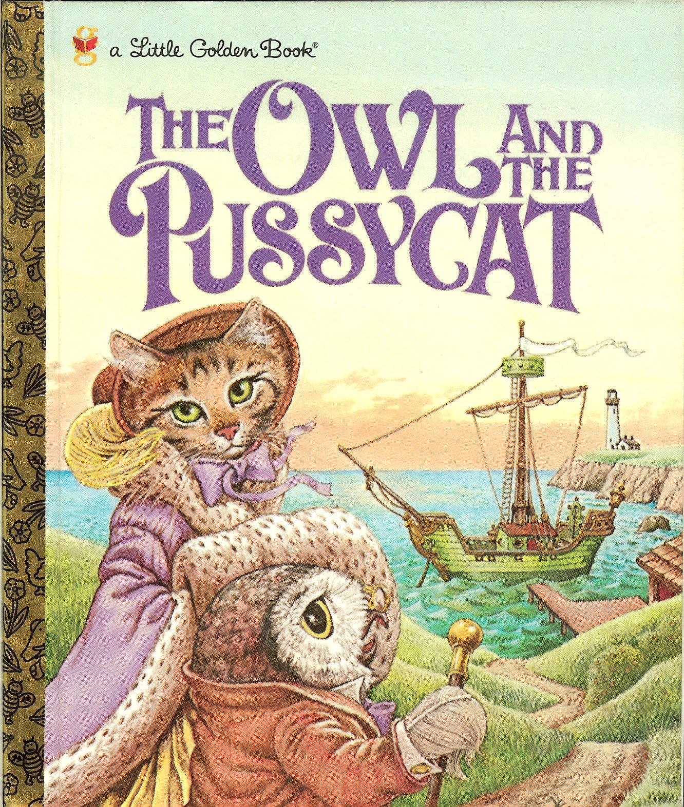 Sex owl and tthe pussy and the