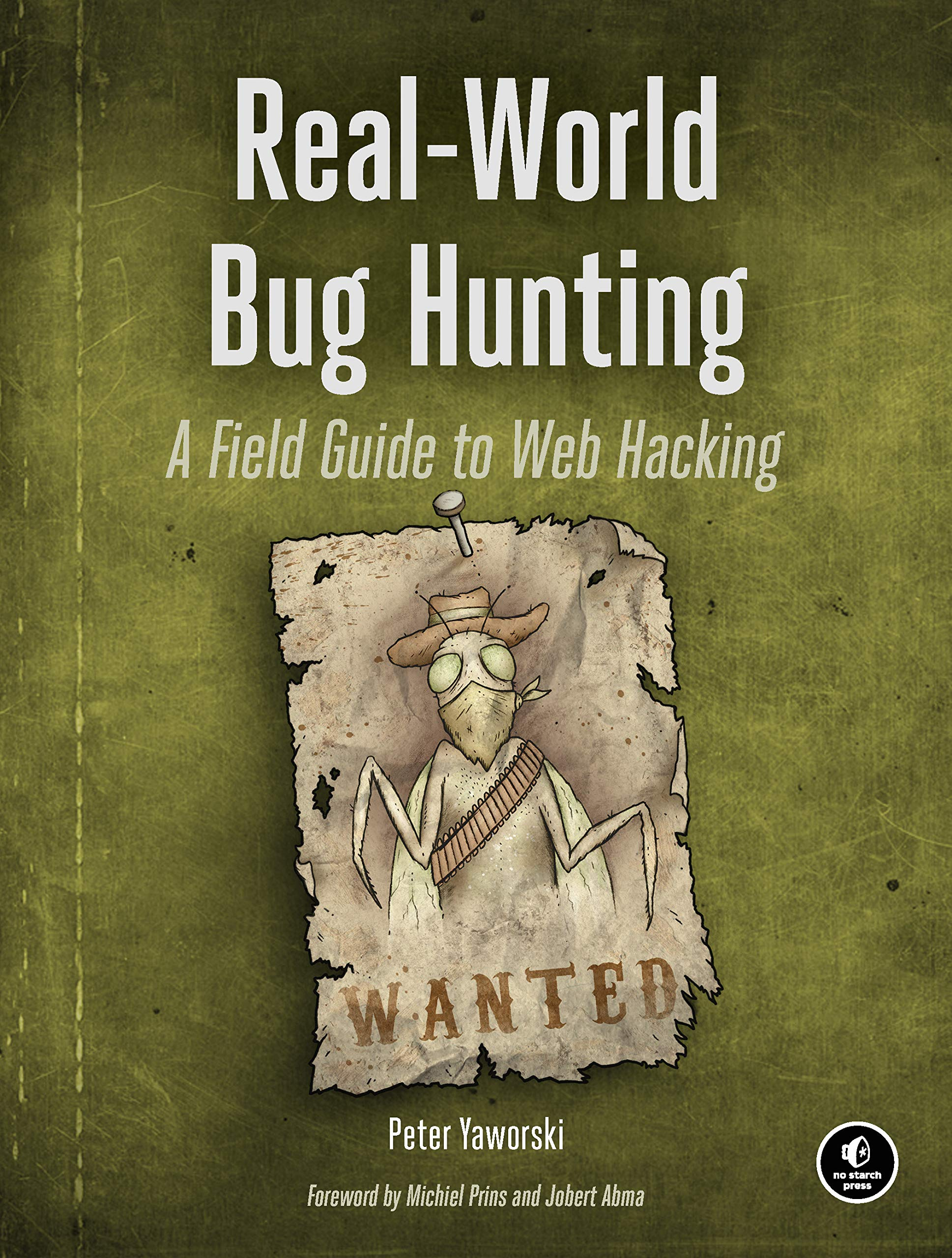 Real World Bug Hunting Field Hacking product image