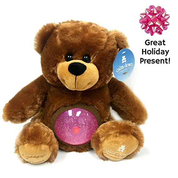 Ages 0+ Beverly Hills Teddy Bear Baby Rattle Plush Rocket Ship