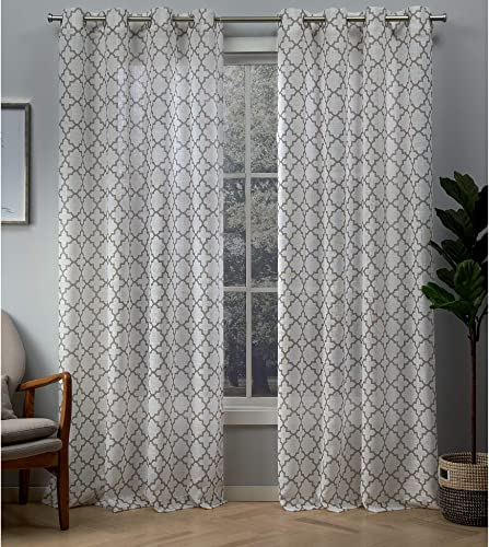 Exclusive Home Curtains Helena Panel Pair Review