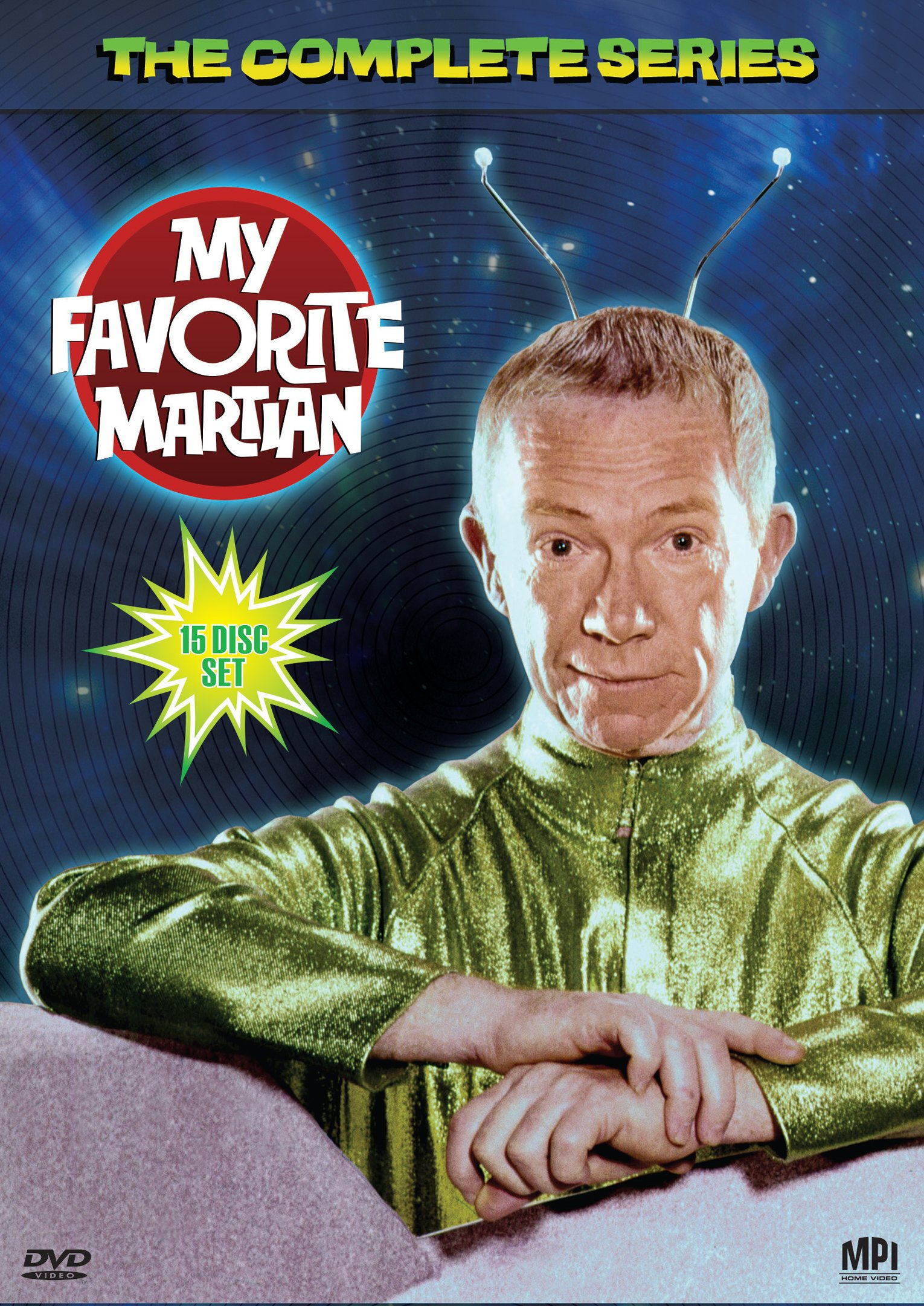 My Favorite Martian: Complete Series by MPI HOME VIDEO