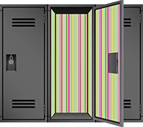 Locker Designz Deluxe Magnetic Locker Wallpaper