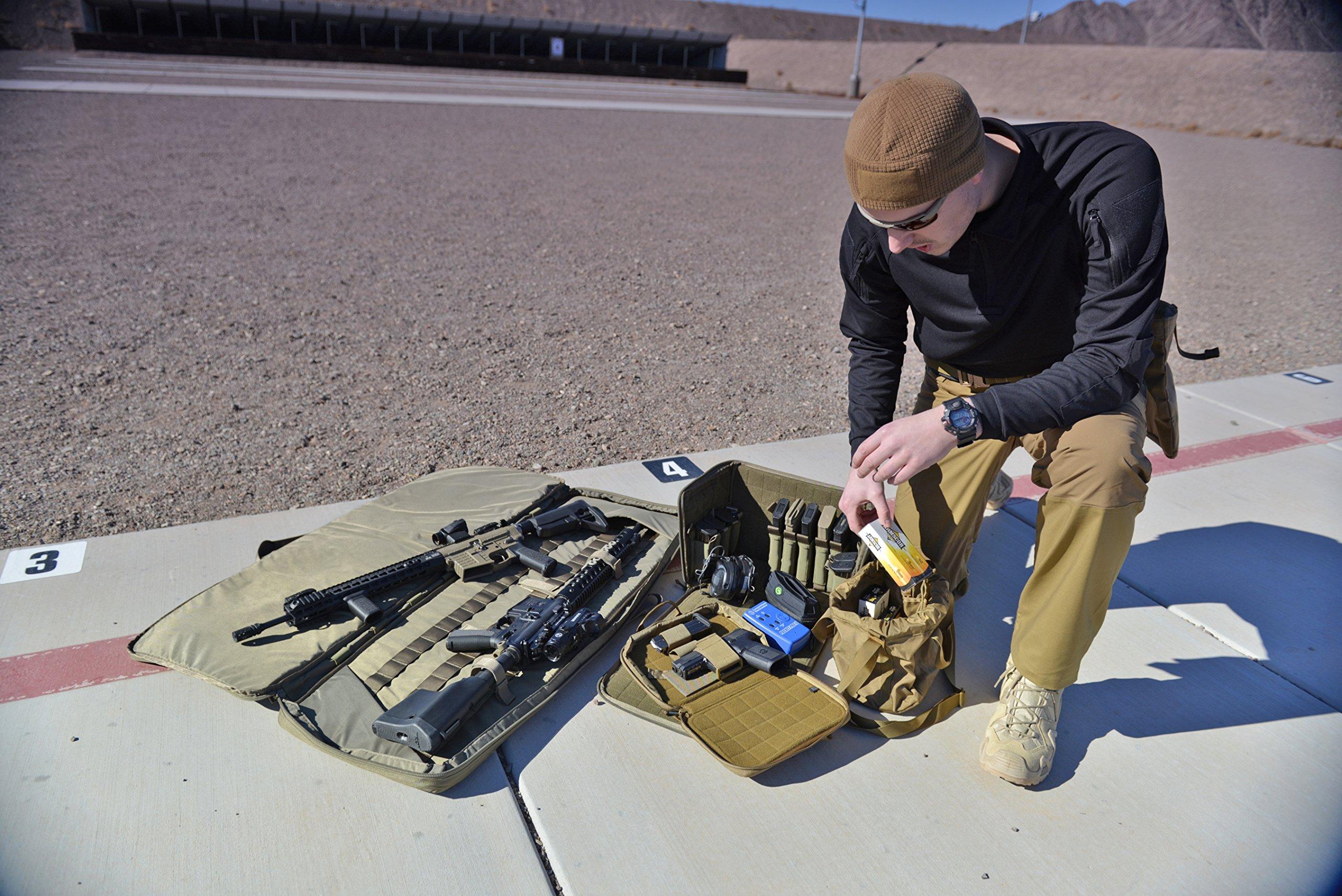 Helikon-Tex Range Line, Single Pistol Wallet Multicam by Helikon-Tex