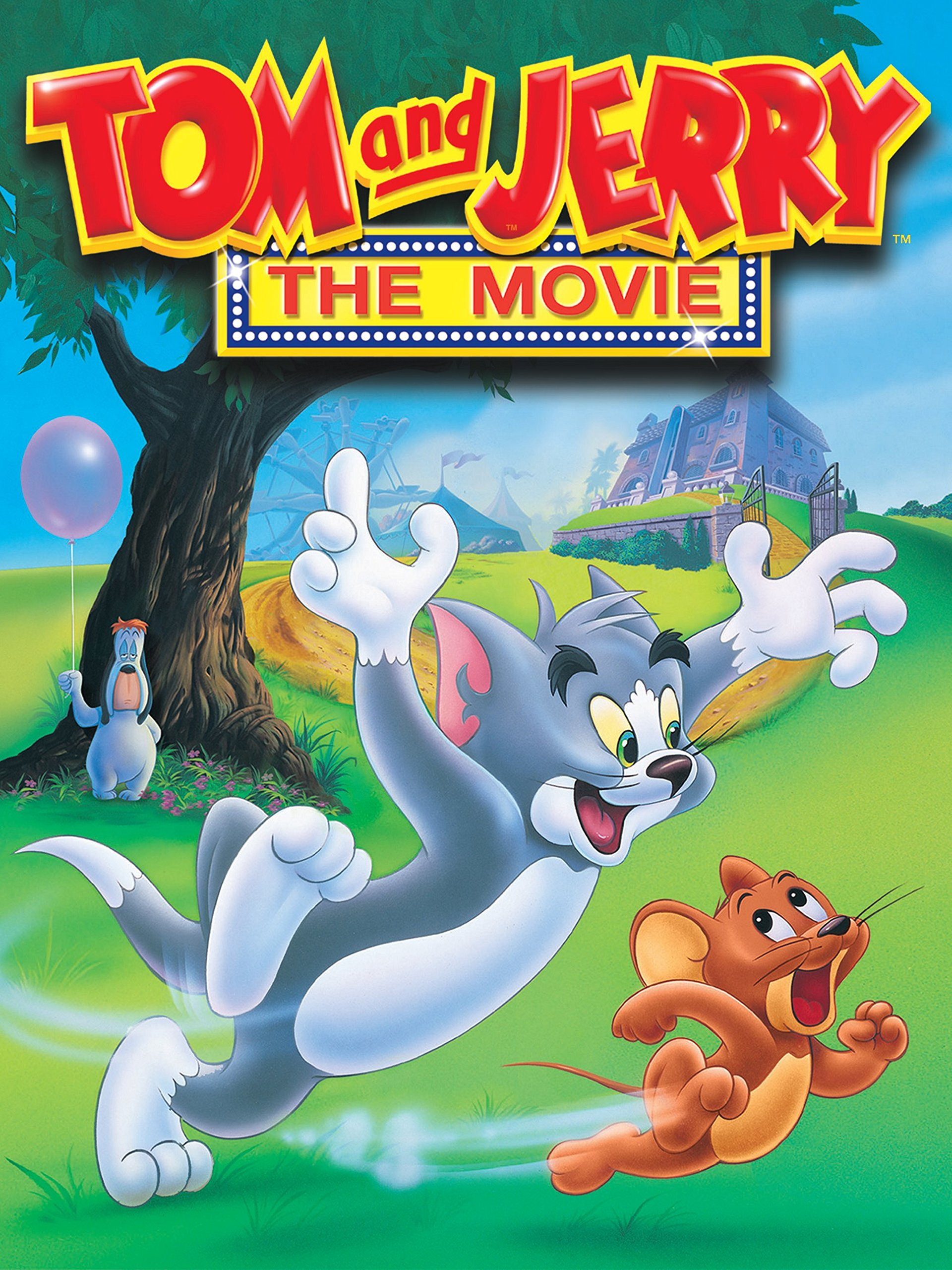 Amazon.com: Tom and Jerry: The Movie: Richard Kind, Anndi McAfee ...