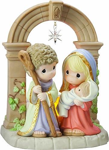 Precious Moments Unto Us A Child is Born Figurine