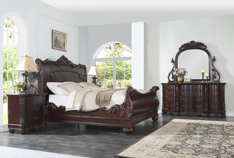 Amazon Com Roundhill Furniture Saillans Solid Wood Construction