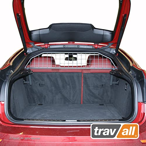 Travall Guard Compatible with BMW X6 2008-2019 X6 M 2012-2019 TDG1251 – Rattle-Free Steel Vehicle Specific Pet Barrier