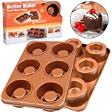 Amazon Com Betty Crocker Bake N Fill 4 Piece Bake Set