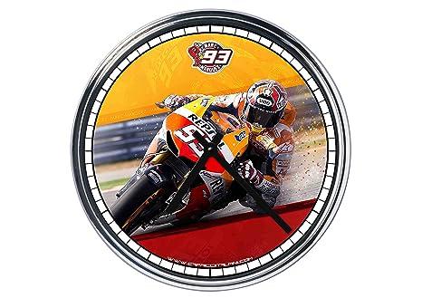 Reloj acero Marc Marquez (2 ° versione)