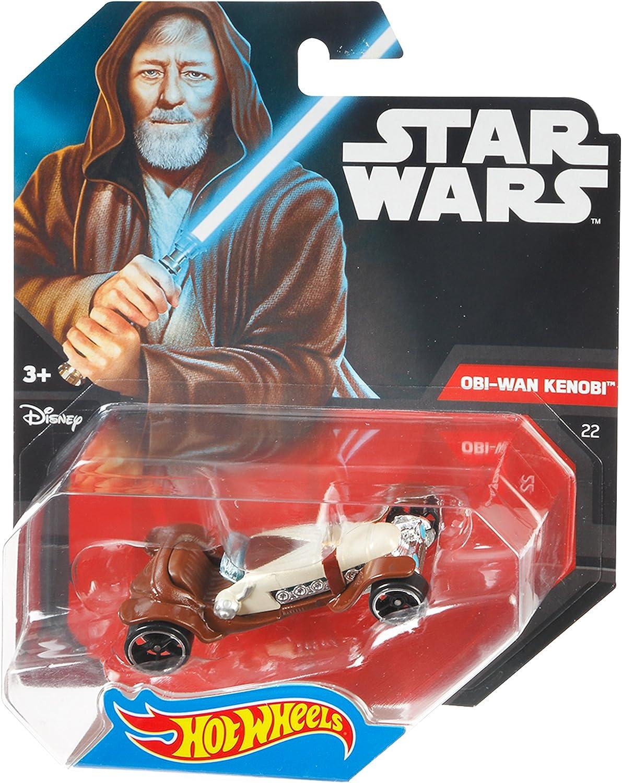 Hot Wheels Star Wars Obi Wan Kenobi Car
