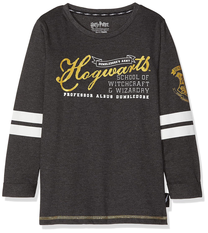 Harry Potter Girls Hogwarts 3/4 Sleeve Top