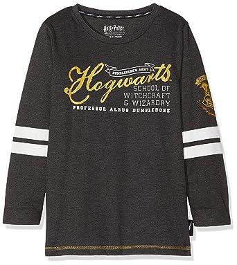 HARRY POTTER - Camiseta para niñas - Hogwarts: Amazon.es: Ropa y accesorios