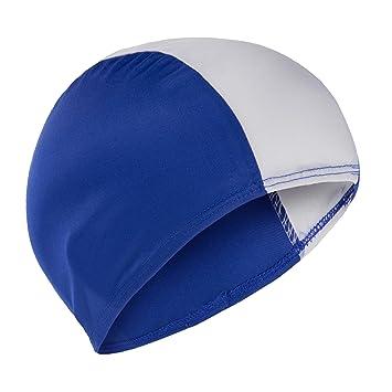 FSL - Enfant - bonnet de natation en tissu - Idéal pour l école et ... 407ceea66a3
