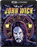 John Wick 1-3 4k/UHD [Blu-ray] (Bilingual)
