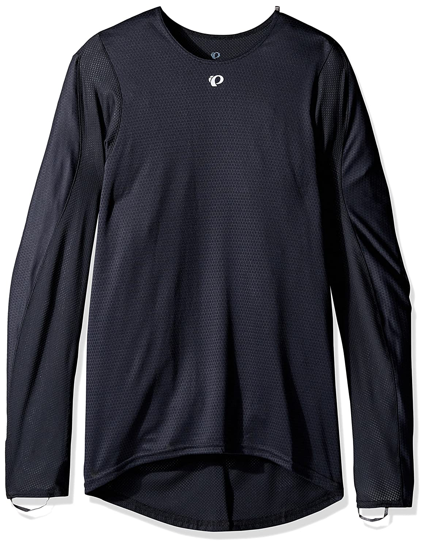 PEARL IZUMI 14121605021l – Langarm Shirt, L, schwarz, Unisex