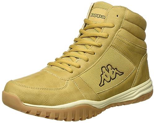 Kappa Brasker Mid, Botas Clasicas para Hombre: Amazon.es: Zapatos y complementos