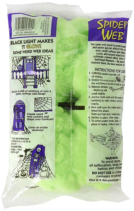Amazon Spiderweb 50 Gr Green Toys Games
