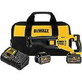 DEWALT FLEXVOLT 60V MAX Cordless Reciprocating Saw Kit, 2 Batteries (DCS388T2)