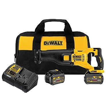 DEWALT DCS388T2 Reciprocating Saw Kit