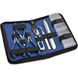 Beadalon 7-Piece Tool Kit Zip Pouch, Econo