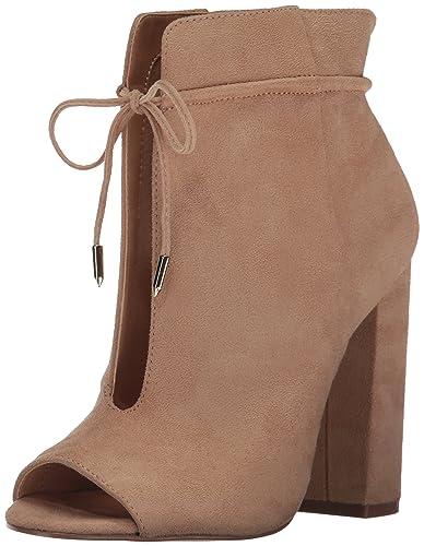 Daya by Zendaya Women's Netty Ankle Boot Grey Size 9.0
