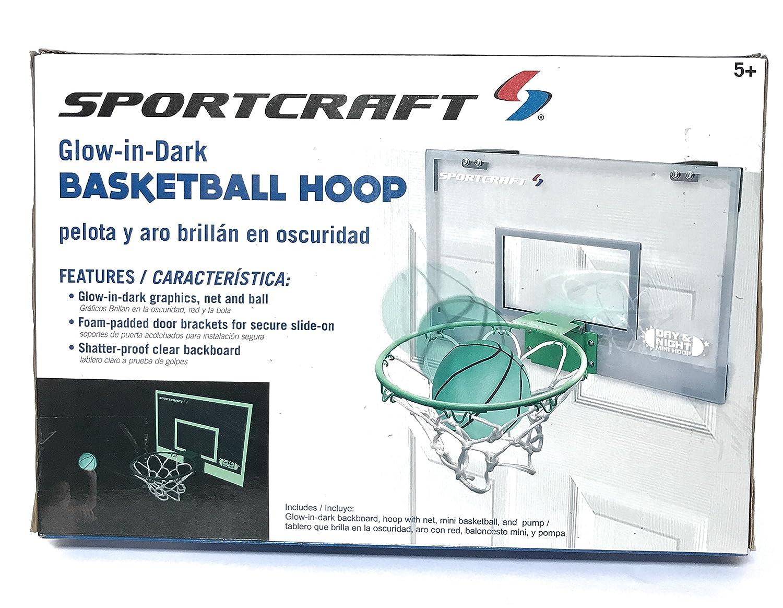 Glow In The Dark Basketball Hoop Sports Outdoors Diagram