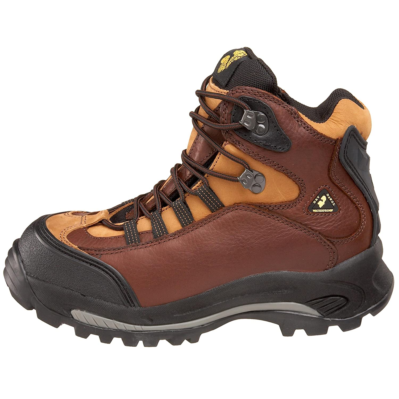 ae23e1a6a0c Golden Retriever Men's Safety Toe Waterproof Hiker